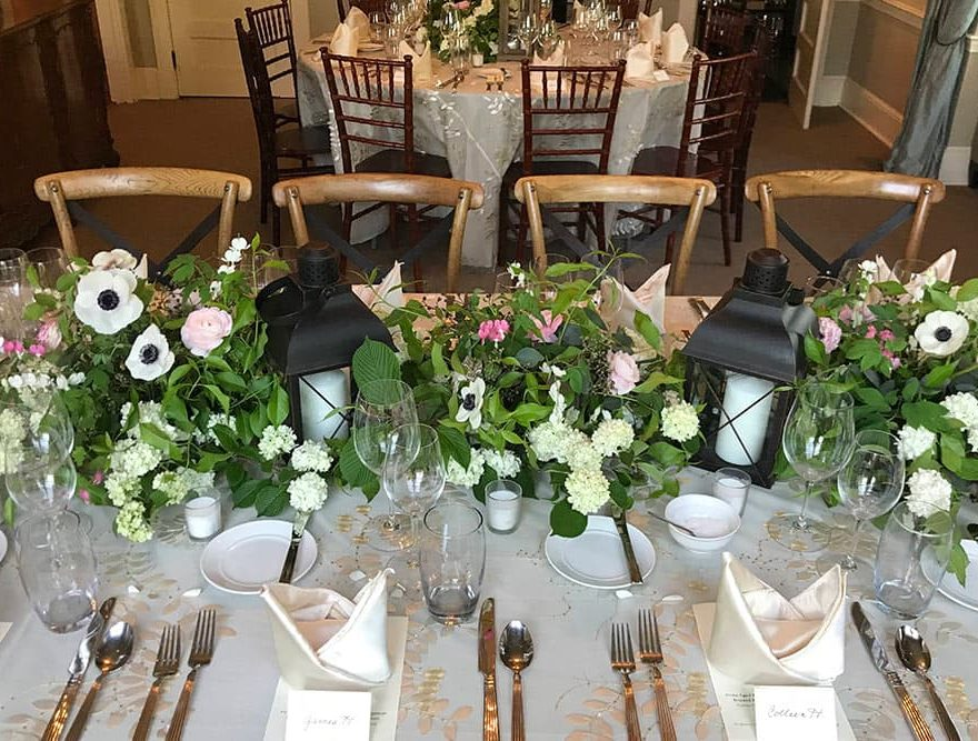 Private Events Table